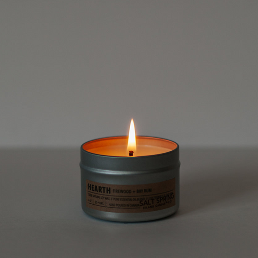 HEARTH | Essential Oil Blend Candle