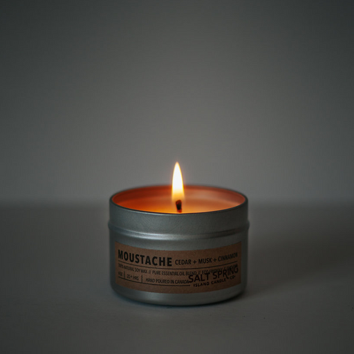 MOUSTACHE | Essential Oil Blend Candle