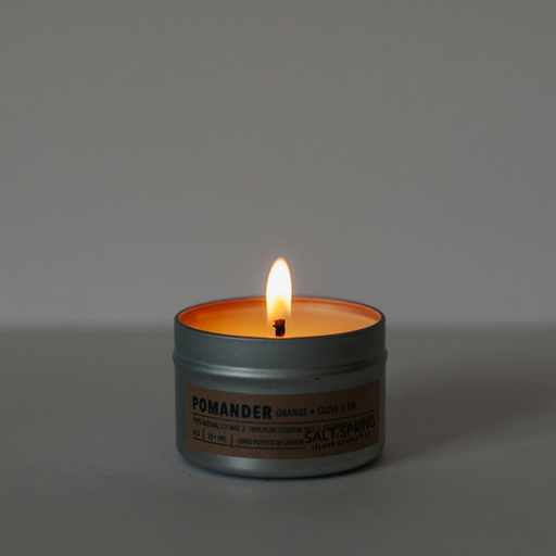 POMANDER | 100% Pure Essential Oil Candle