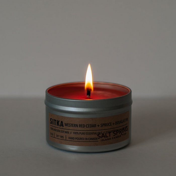 SITKA | 100% Pure Essential Oil Candle