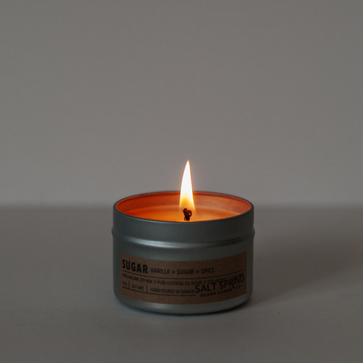 SUGAR | Essential Oil Blend Candle