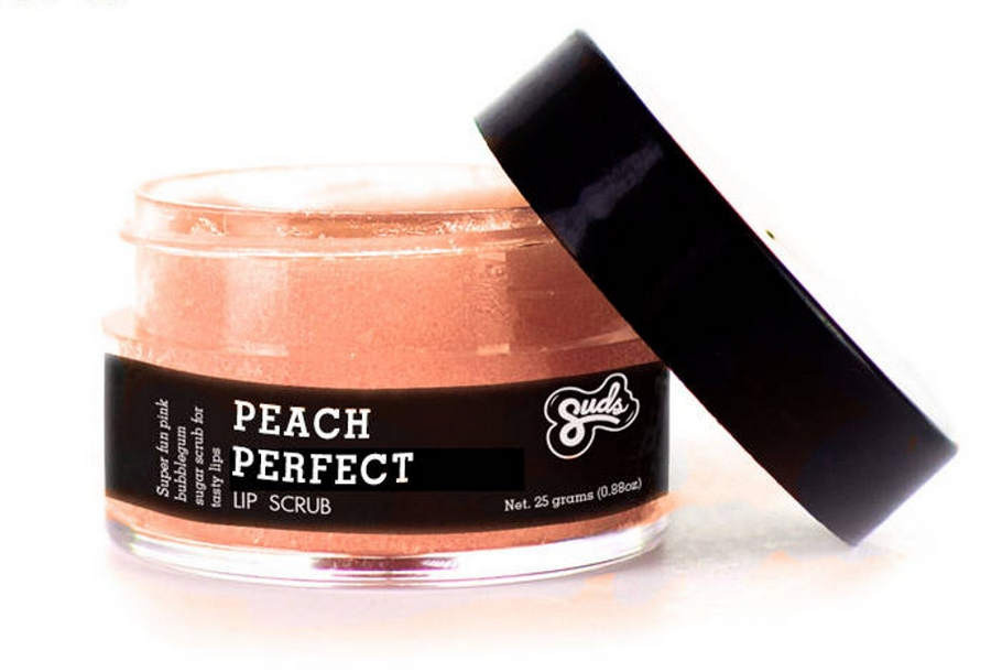 Peach Perfect Lip Scrub