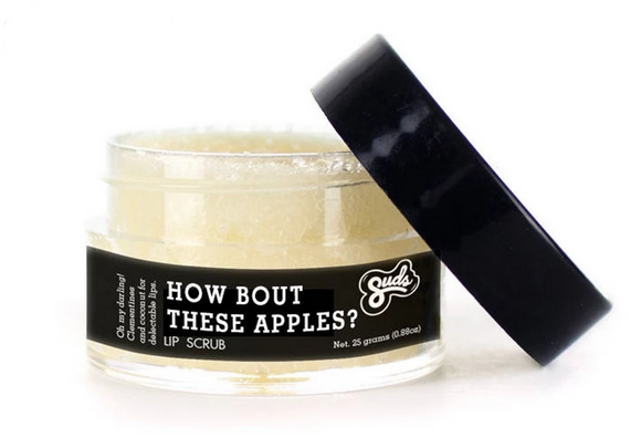 How Bout These Apples? Lip Scrub 1oz