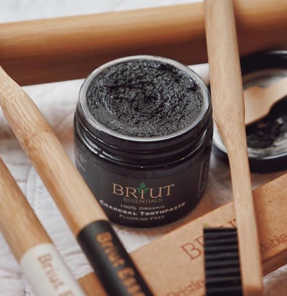 Charcoal Whitening Toothpaste