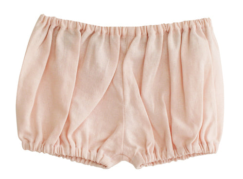 Linen Bloomers - Pink