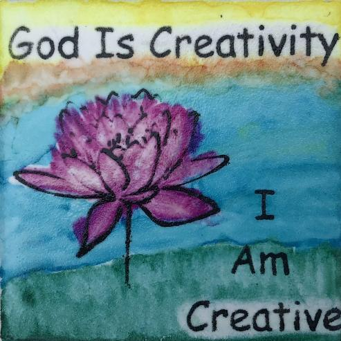 Creativity Magnet