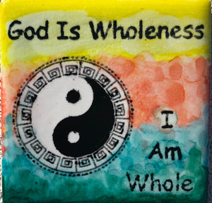 Wholeness Magnet