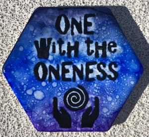 One With The Oneness Magnet