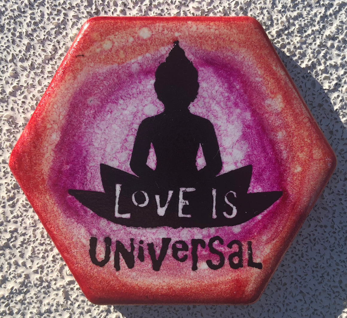 Love Is Universal Magnet