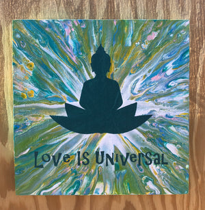 Love Is Universal Original Art