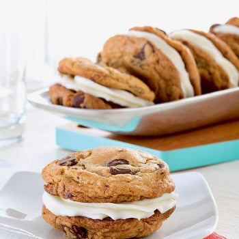 Chocolate Chip Cream Sandwich