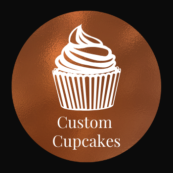 Custom Cupcakes, One Dozen