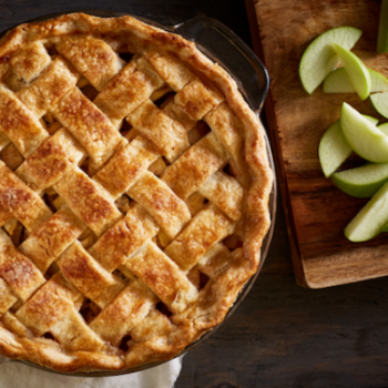 Copper House Apple Pie