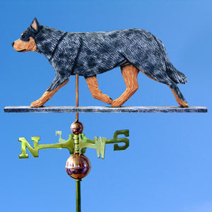 Australian Cattle Dog Weathervane - Michael Park, Woodcarver