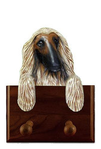 Afghan Hound Leash Holder