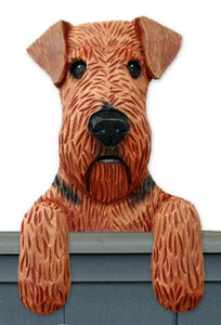 Airedale Door Topper