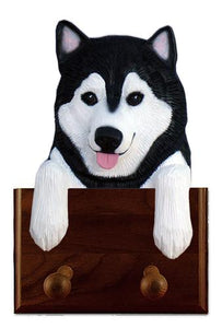 Alaskan Malamute Leash Holder