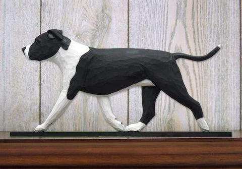 American Staffordshire Terrier (natural) DIG Topper