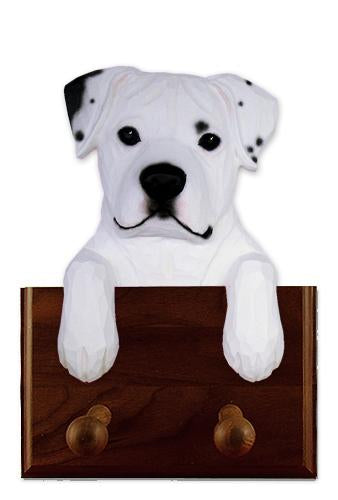 American Bulldog Leash Holder