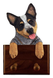 Australian Cattle Dog Leash Holder
