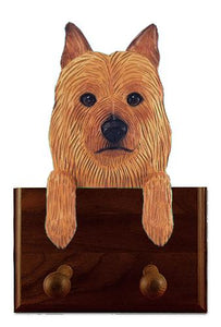 Australian Terrier Leash Holder