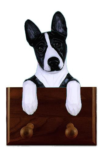 Basenji Leash Holder