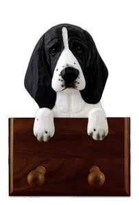 Basset Hound Leash Holder