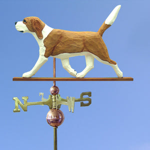 Beagle Weathervane - Michael Park, Woodcarver