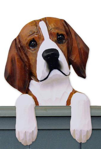 Beagle Door Topper