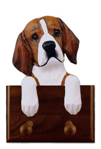 Beagle Leash Holder
