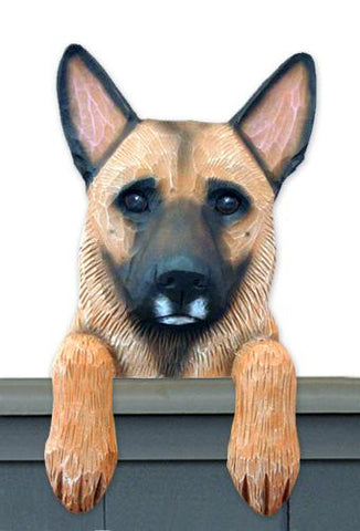 Belgian Malinois Door Topper