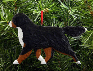 Bernese Mt. Dog DIG Ornament