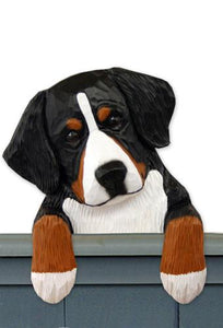 Bernese Mt. Dog Door Topper