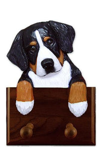 Bernese Mt. Dog Leash Holder