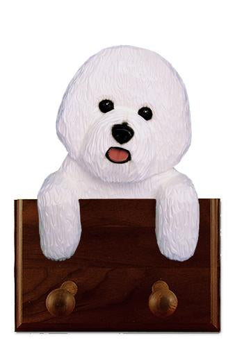 Bichon Frise Leash Holder