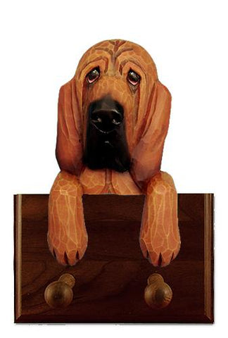 Bloodhound Leash Holder