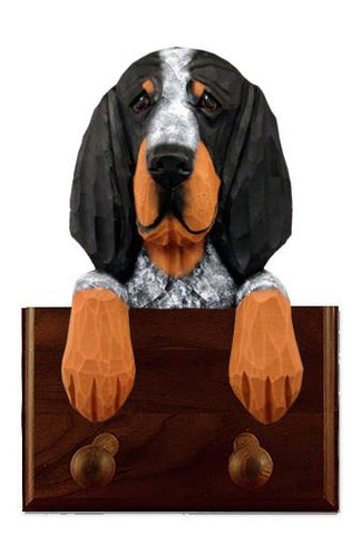 Bluetick Coonhound Leash Holder
