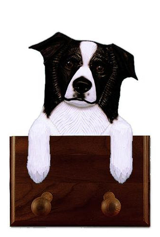 Border Collie Leash Holder