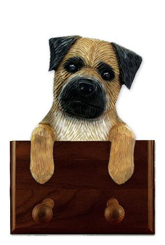 Border Terrier Leash Holder
