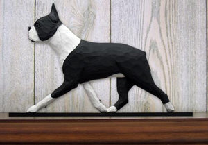 Boston Terrier DIG Topper