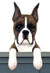 Boxer Door Topper