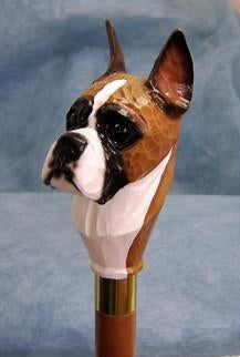Boxer Walking Stick