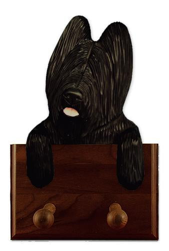Briard Leash Holder
