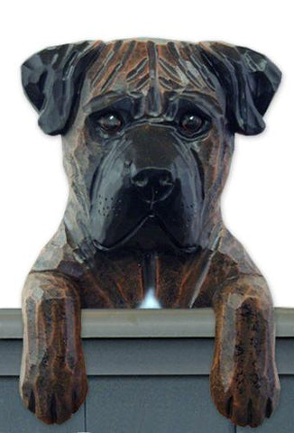 Bullmastiff Door Topper