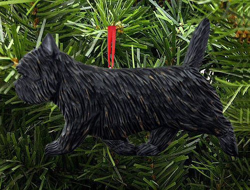 Cairn Terrier DIG Ornament