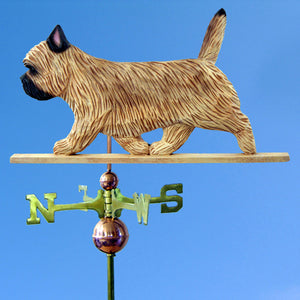 Cairn Terrier Weathervane - Michael Park, Woodcarver