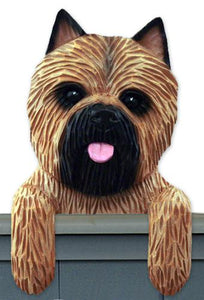 Cairn Terrier Door Topper
