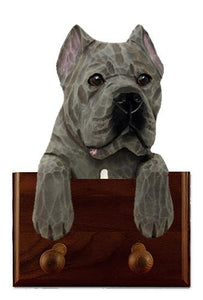 Cane Corso Leash Holder