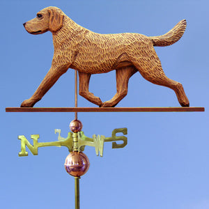 Chesapeake Bay Retreiver Weathervane - Michael Park, Woodcarver
