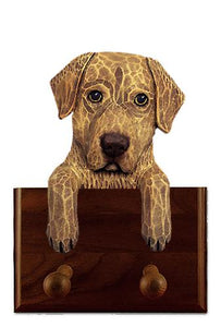 Chesapeake Bay Retreiver Leash Holder